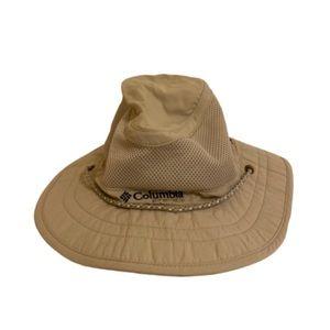Columbia hat PFG  fishing/camping/hiking size S/M